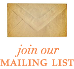 Join the mailing list of The Westporter